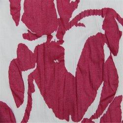 Elástica de tejido de algodón impresión balinés