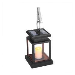 Luce a candela lampeggiante solare luce da parete impermeabile per esterni luce da giardino Luce da giardino LED luce decorativa LED luce da giardino LED da giardino Lampada da giardino per esterni