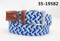 Новые яркие дизайнерской одежды для женщин и мужчин леди эластичные соткана ткань 35-19582 ремня безопасности