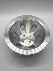 [سبك] استدقاق تجويف [ف] [بلت بولّي], صنع وفقا لطلب الزّبون 8846 ألومنيوم محرك [بلت تنسونر] بكرة