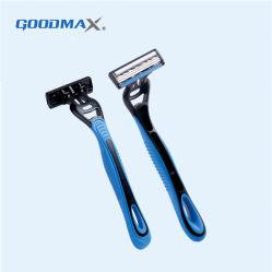 Factory Direct rasoir en plastique d'alimentation, de plastique de rasage du rasoir jetable de rasoir