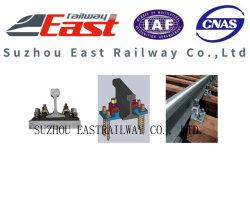 Rail de kpo Système de fixation pour rail UIC