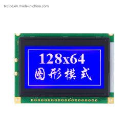 شاشة عرض الرسومات 128X64 Aip31107/8 وحدة تحكم LCD أحادية اللون 20 سنًا