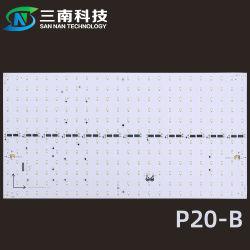 Serie dinamica del comitato P20A della lampadina della casella chiara del LED