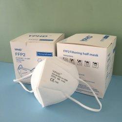 Yphd USA EUA GO2626 2006 KN95 Virus Filtre de protection empêche la poussière masque jetable