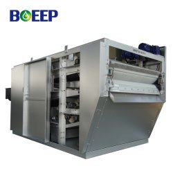 CE/ISO/SGS 下水浄水ベルトフィルター固体液体分離器 価格汚泥乾燥機
