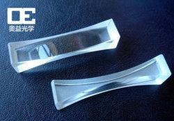 Obiettivo cilindrico rivestito o non rivestito per lo scansione di codice a barre (sistemi di misura dei sistemi laser di ottica della proiezione ed olografia; N-BK7, H-K9L, silicone fuso)