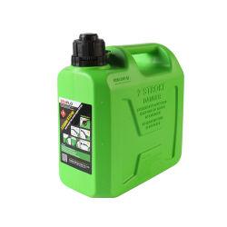 5L燃料タンクの缶の予備のプラスチックガソリンタンクの台紙のオートバイか車のガスはできる