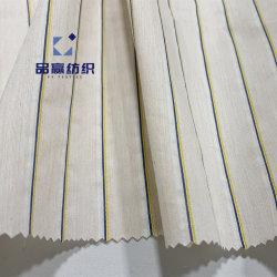 Py19025 Anti-Wrinkle poliéster tejido de seda Como gasa vestido tejido