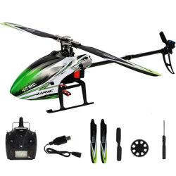 De 6-as van Jjrc M03 2.4G Enige Blad van de Helikopter van de Stunt RC van de Motor 3D/6g van de Controle van Radio Remote van de Gyroscoop 6CH het Dubbele Brushless