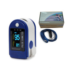 Kann Oximeter des Finger-messen Krankenhaus-Ausgangsgebrauch-Finger-Impuls-Sp02