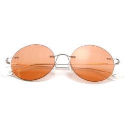 Eugenia elástico super delgado y ligero sólo inoxidable 15,8g gafas de sol SIN CERCO