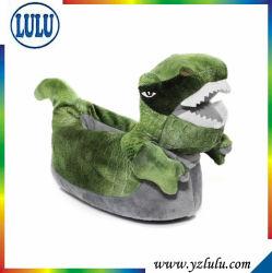 高品質の子供のためのプラシ天によって詰められるおもちゃの屋内靴