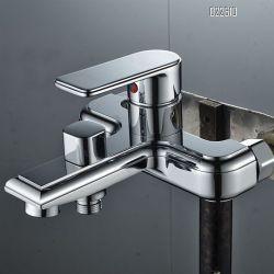 2 Foro maschiato bagno rubinetto vasca doccia miscelatore rubinetto