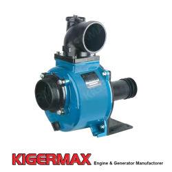 2 en 2 pulgadas 50 mm de la bomba de agua limpia para la gasolina Motor Diesel motor impulsado por la polea