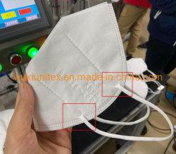 KN95 N95 одноразовых полу- автоматический ультразвуковой маску для лица Earloop сварочный аппарат
