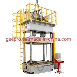 Stock 400tons 4 Stangen Hydraulikpresse mit Tischgröße 1200X1800 Mm