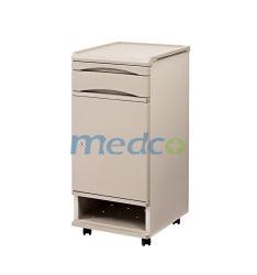 Hospital lujoso mobiliario bonito armario de cabecera multifunción