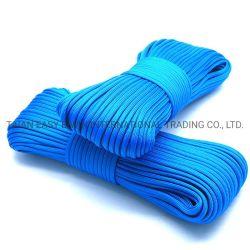 Venta caliente de nylon trenzado doble Cuerda con precio de fábrica