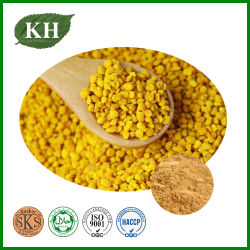 Orgânicos de alta qualidade frescos 100% natural de proteínas de pólen de abelhas 15%