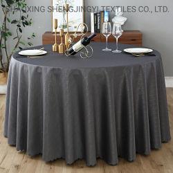 Spitzengaststätte-Hotel-Tischdecke-Bankett-Tischdecke-Hochzeits-Tischdecke