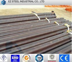Tubo del nero dell'acciaio senza giunte del carbonio di ASTM api 5L A53 Grb Sch40