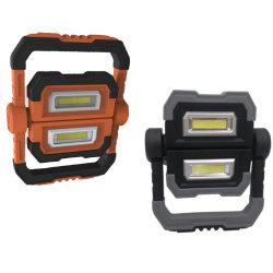 Luce di lavoro a LED Spotlight, ali orientabili a 360 gradi che consentono Luce da inviare in direzioni diverse staffa girevole a 180 gradi Con magnete resistente