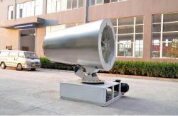 380V 50Hz Clase de protección IP55 Pulverizador de chorro de aire para el control del polvo