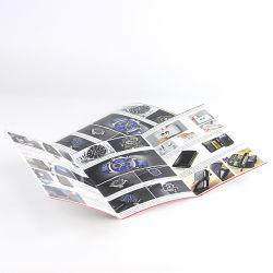 Größen-Postkarte-Landschaftsfoto-Drucken des überzogenen Papier-200GSM kundenspezifisches
