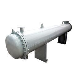 Edelstahl-Öl-Dampf-Wasser-Shell und Gefäß-Wärmetauscher für Abkühlung-Pflanzen und Gerät