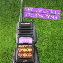 Baofengの無線の紫外線9r防水塵の証拠の携帯無線電話の長距離UV9r携帯無線電話の対面ラジオ