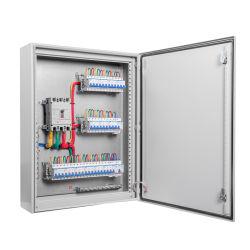 IP68-C-Ub-2 диаметр кабеля 14-32мм подземных литого пластика кабель распределительная коробка водонепроницаемый окно сращивания