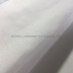 반 T/C90/10 90GSM 표백제, 백색, 염색된 Pocketing 직물
