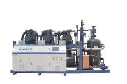 Bitzer vis Semi-Hermetic 2fes-2 deux étage compresseur Unité de condensation