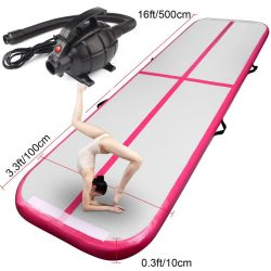 Nuevo inflables Airtrack Tumbling gimnasio yoga Mat