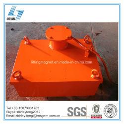 Separador electromagnético com banda para lidar com os ferros de bagaço