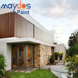 Vernici piane esterne decorative di colori della parete esterna per la casa