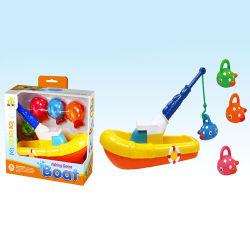 Jonge geitjes die het Speelgoed van het Bad van de Baby van het Speelgoed (H9327091) vissen
