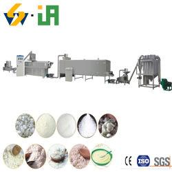 熱い販売の自動ポテトのTapiocaによって修正されるトウモロコシ澱粉機械