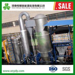 Une nouvelle énergie de 1 MW 2 MW Déchets verts de gazéification de biomasse Power Plant chaudière à vapeur avec groupe électrogène à turbine à vapeur
