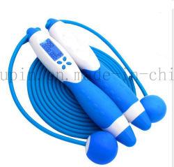 Kundenspezifisches justierbares elektronisches Zählimpuls-Sprung-Seil-Zeilensprung-Seil für Förderung
