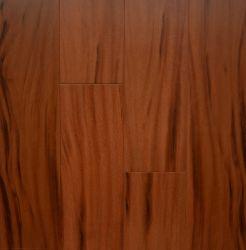 2019 ha carbonizzato la pavimentazione di legno di galleggiamento del sistema di scatto tessuta filo di bambù della pavimentazione di colore