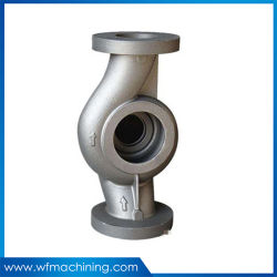 Soem Iron/Stainless Steel/Brass Control/Ball/Gate Valve mit Investment Casting Processing