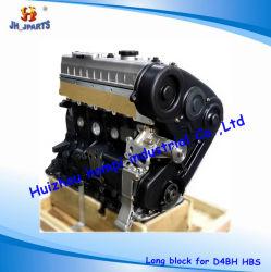 Het auto Lange Blok van de Motor/blokkeert plotseling voor Hyundai D4bh D4bb/D4bf
