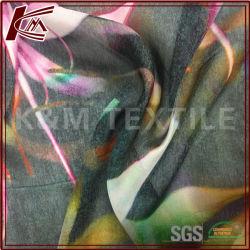 Comercio al por mayor de la Seda Chiffon Diseño tejido de gasa de seda natural