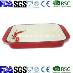 Forno antiaderante Bakeware/BSCI LFGB di /French dello smalto del ghisa approvato dalla FDA