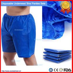 PP/Shorts non tissés jetables pour l'homme