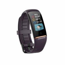 Reloj de pulsera inteligente de la banda de Fitness Tracker FT004 Smart brazalete con durmiendo sano control inteligente de la banda de muñeca vestir