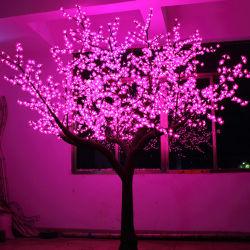 der 2.5m Höhen-LED dekorative LED Baum-Lichter Weihnachtsbaum-des Licht-