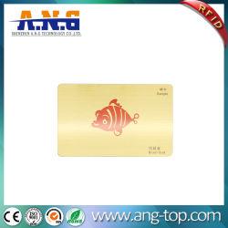 Leitor de PVC para impressão em offset com escova cartão IC Empresarial Gold